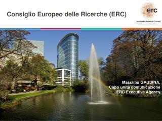 Consiglio Europeo delle Ricerche (ERC)