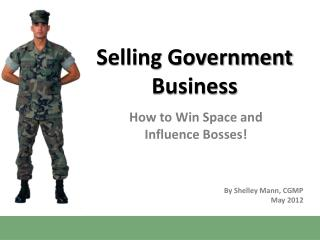 Selling Government Business