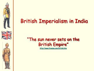 British Imperialism in India