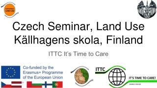 Czech Seminar, Land Use Källhagens skola, Finland