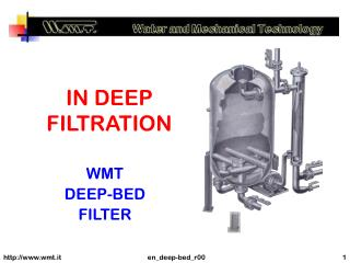 IN DEEP FILTRATION