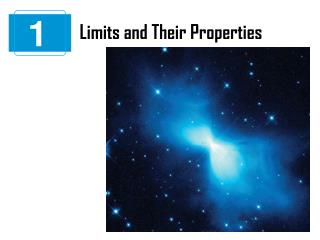 Limits and Their Properties