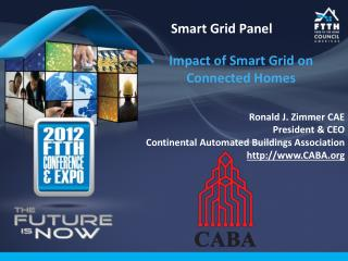 Impact of Smart Grid on Connected Homes
