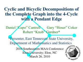 Cyclic and Bicyclic Decompositions of the Complete Graph into the 4-Cycle with a Pendant Edge