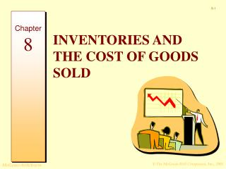 INVENTORIES AND THE COST OF GOODS SOLD