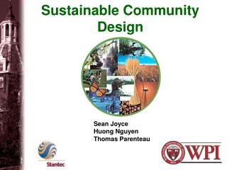 Sustainable Community Design