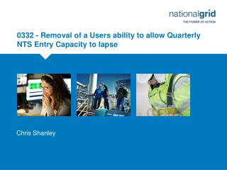 0332 -  Removal of a Users ability to allow Quarterly NTS Entry Capacity to lapse