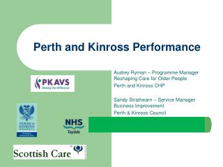 Perth and Kinross Performance