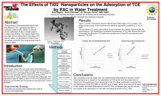 The Effects of TiO2  Nanoparticles on the Adsorption of TCE by PAC in Water Treatment
