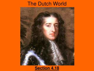 The Dutch World