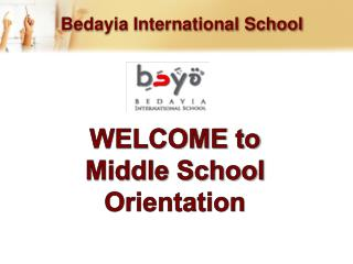Bedayia  International School