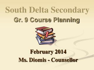 Gr. 9 Course Planning