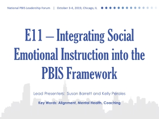 Chicago Public Schools  Teaching for  Learning Framework Training   Day 1