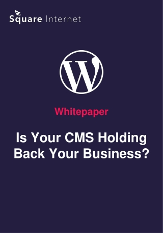 C M  S Marketing