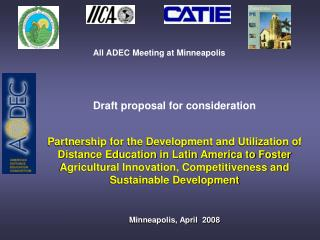All ADEC Meeting at Minneapolis