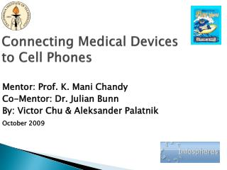 Connecting Medical Devices to Cell Phones