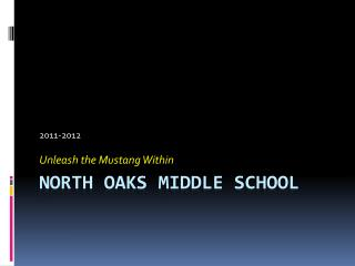 North Oaks Middle School