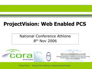 ProjectVision: Web Enabled PCS