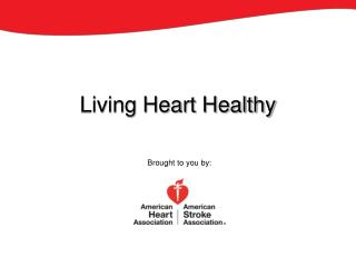 Living Heart Healthy