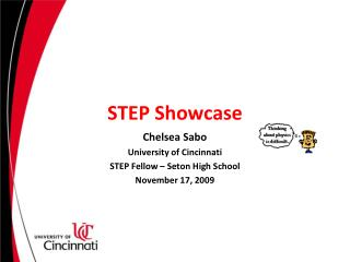 STEP Showcase