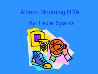 Alonzo Mourning NBA