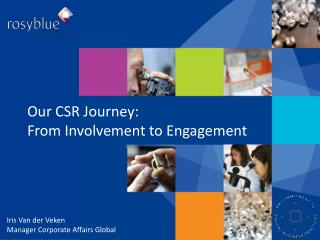Our CSR Journey: From Involvement to Engagement