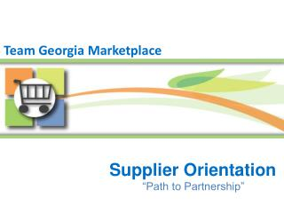 Team Georgia Marketplace