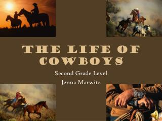 THE LIFE OF COWBOYS