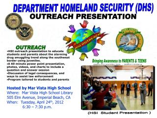 DEPARTMENT HOMELAND SECURITY (DHS)