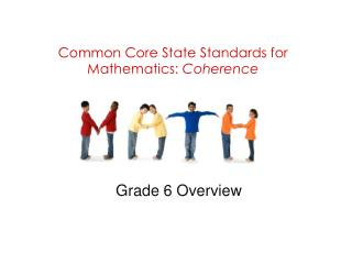 Common Core State Standards for Mathematics:  Coherence