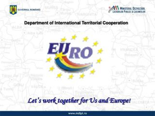 Department of International Territorial Cooperation