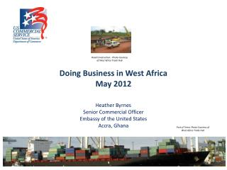 Doing Business in West Africa May 2012