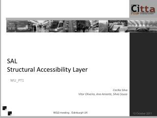 SAL Structural Accessibility Layer