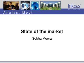 State of the market Sobha Meera