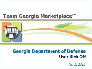 Georgia Department of Defense