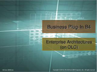Business Plug-In B4