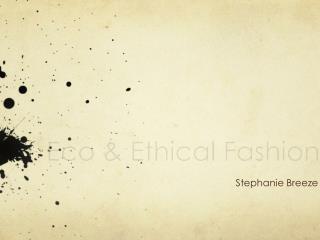 Stephanie Breeze