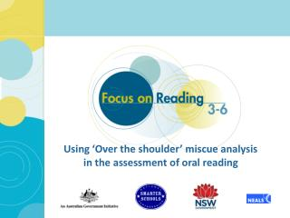 Using 'Over the shoulder' miscue analysis in the assessment of oral reading