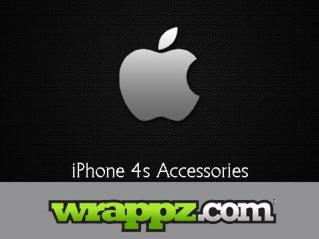 iPhone 4 Accessories from Wrappz