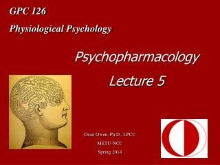 GPC 126 Physiological Psychology
