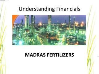 Understanding Financials