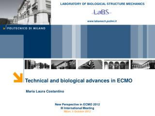 Technical and biological advances in ECMO