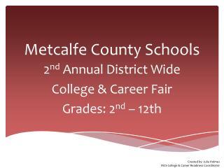 Metcalfe County Schools