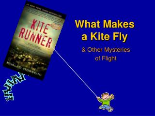 What Makes a Kite Fly
