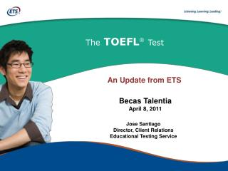 The  TOEFL ® Test