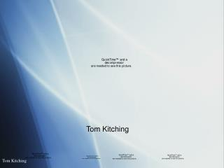 Tom Kitching