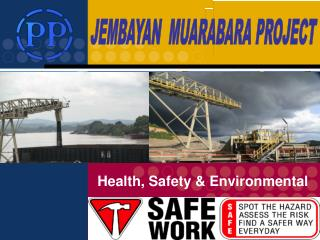 Health, Safety & Environmental