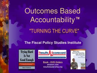 Outcomes Based Accountability
