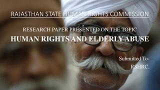 Rajasthan state human rights commission