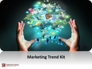 Marketing Trend Kit